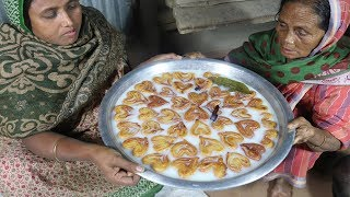 Love Pitha Recipe In My Village How To Make Love Pitha Traditional Hridoy Horon Pitha Winter Patty