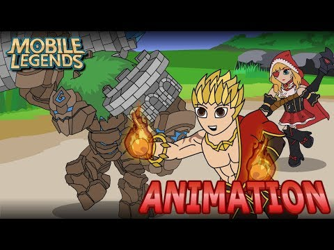 MOBILE LEGENDS ANIMATION #21 THE DUELLISTS - PART 2 OF 3
