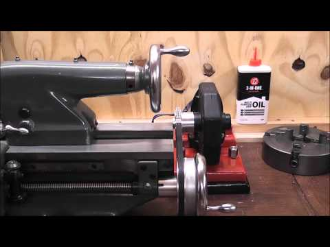 Driving a Myford Lathe Lead Screw
