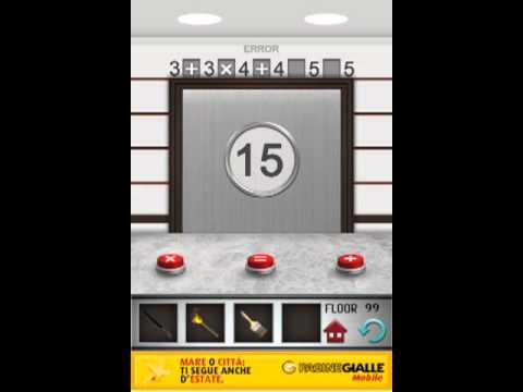 Soluzione Livello 100 Floors Livello 99 Appstore Level