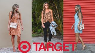 Target FALL Try On Haul 2019 |  PRE FALL OUTFIT IDEAS 2019| Danielle McElroy