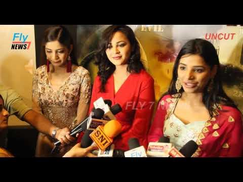Tishnagi Movie Launch - Aryan Vaid, Qais Tanvee, Rajpal Yadav & Anushka Srivastava | Fly 7 N ews