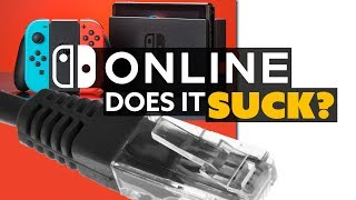 Nintendo Switch Online REVEALED! Will It Suck? - Game News