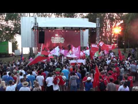 ECOSY Croatia 2012 - Day One