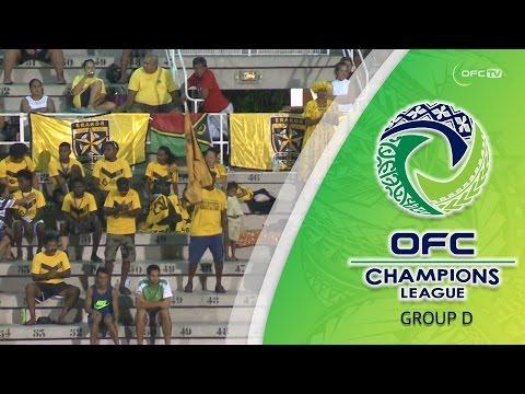 2017 OFC CHAMPIONS LEAGUE | Group D MD2 | Erakor Golden Star v Marist FC Highlights