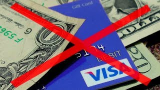 DON'T PAY with Cash or Debit!! This is better...