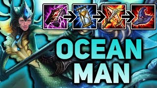 WHY IS THIS ACTUALLY SO STRONG?? NAMI MID HAS CRAZY BURST!! - Patch 7.12