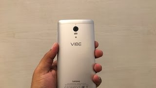 Lenovo Vibe P1 Hands on Review, Camera, Features