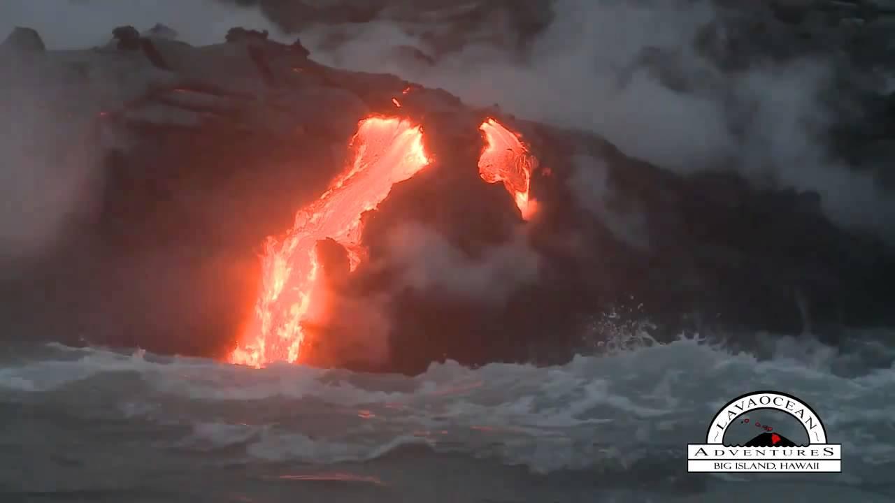 Hawaii Big Island Lava Flow Tour
