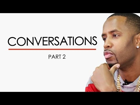 Safaree talks Breakfast Club Interview, Cam'ron and Kanye West