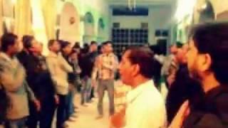 Noha Khwan Syed Shah Hassan Zaidi Malerkotla Punjab. 2012 mp4