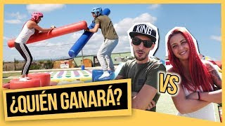 Makiman Vs Patty Dragona ¡PRUEBAS ÉPICAS! - ROOMMATE WARS