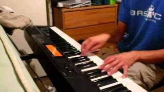 Terrified Piano Cover-Katharine McPhee and Zachary Levi