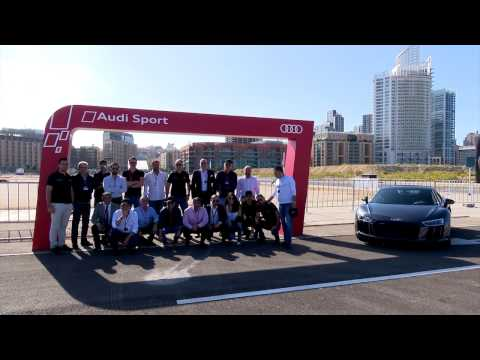 Audi Sport Solidere Driving Experience – Beirut, 2016