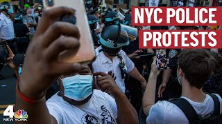 NYC Protests Over George Floyd's Death Enter 5th Day  | NBC New York