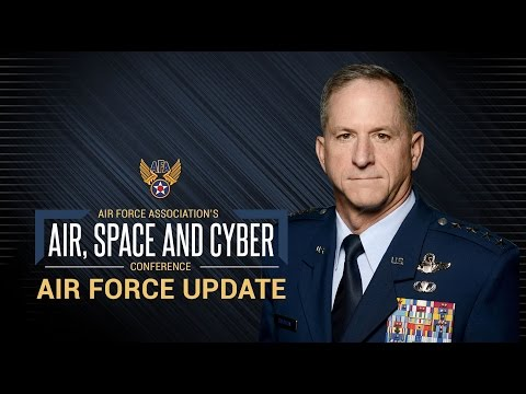 2016 Air Force Association Air, Space and Cyber Conference: Air Force Update