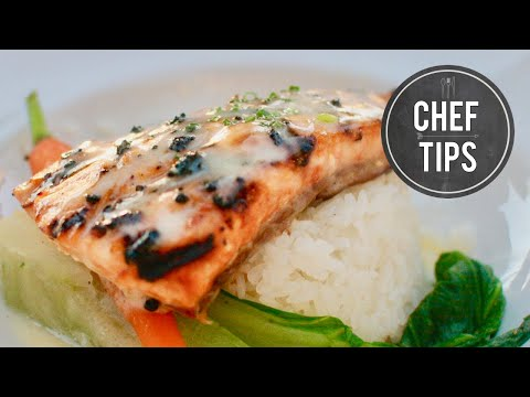 Grilling Tips: Checking Fish Doneness