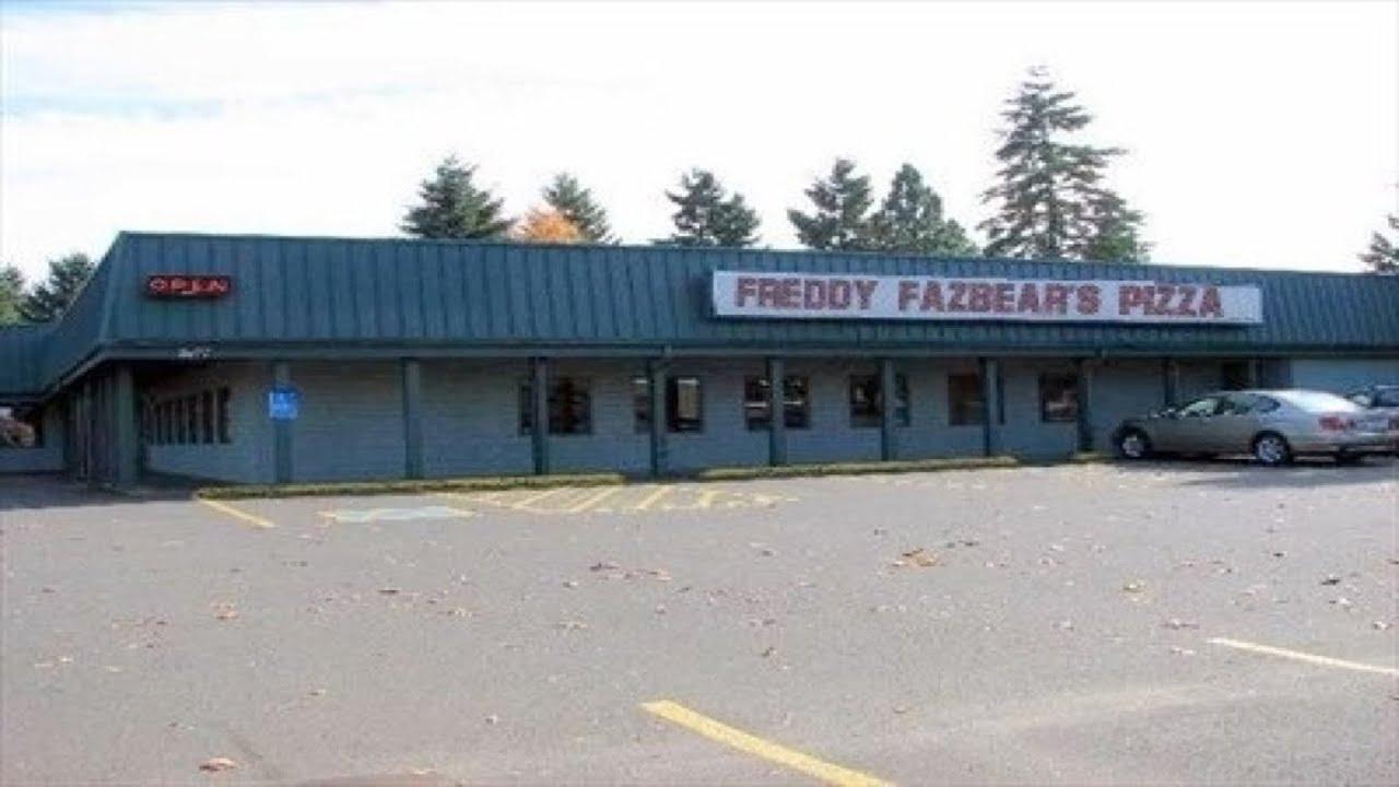 Fazbears Freddys Pizza