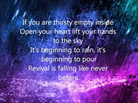 I FEEL THE RAIN