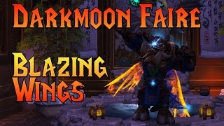 Warlords of Draenor: Darkmoon Faire - Blazing Wings