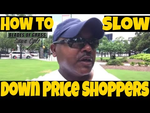 Should You Add Your Starting Lawn Mowing/ Lawn Care Prices To Your Website