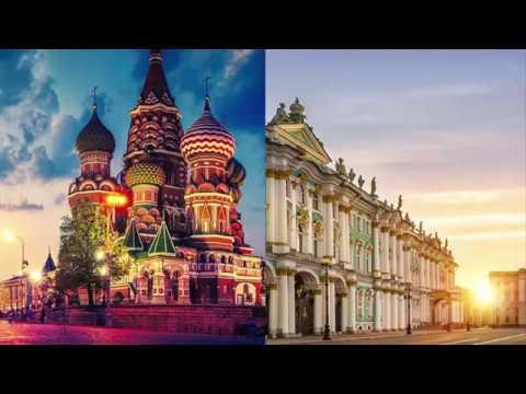Москва или Питер: куда лучше переехать в 2019?