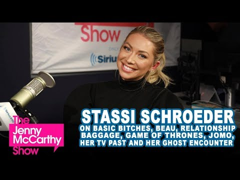 Stassi Schroeder on her new book, love, Game of Thrones, ghosts, and new cast members