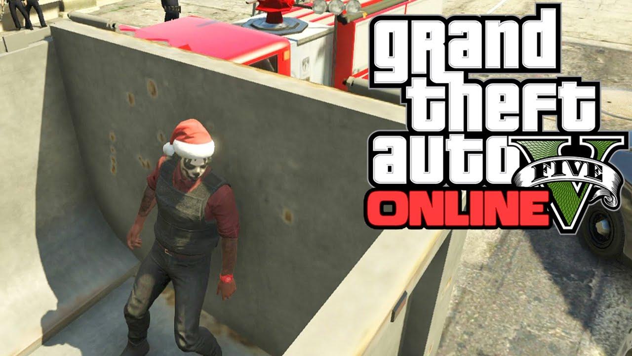 Best Hiding Spots Online! GTA 5 Secret Spots Online ...