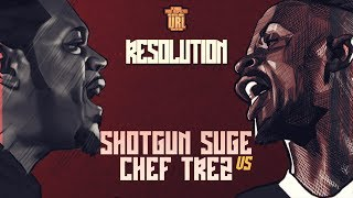 SHOTGUN SUGE VS CHEF TREZ | URLTV