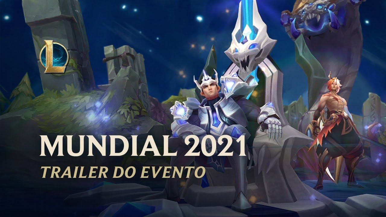 Download League of Legends: Mundial 2021 | Trailer oficial do evento