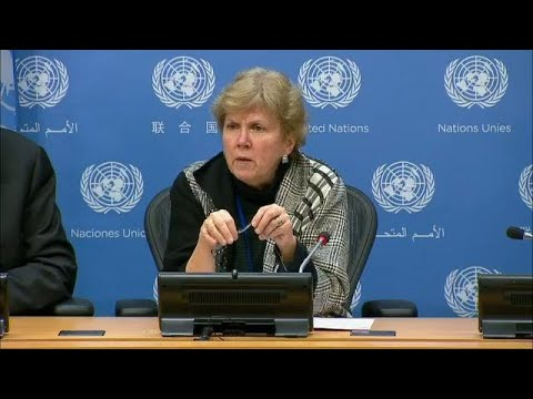 Improving the UN Response to Sexual Exploitation & Abuse - Press Conference