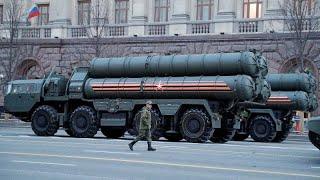 تركيا تعلن بدء وصول أول أجزاء منظومة إس-400 الصاروخية الروسية…