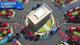 Train Conductor World gameplay trailer