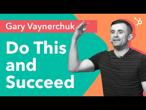 "INBOUND 2016: Gary Vaynerchuk Keynote ""Do This and Succeed"""