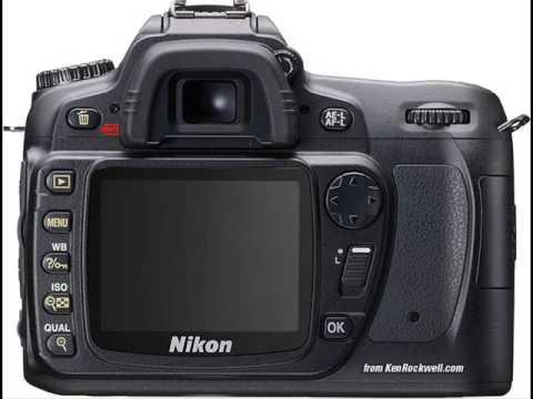 Nikon D80 vs Nikon D90