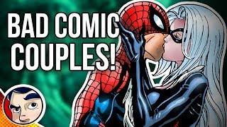 10 Worst Couples in Comics?! - GDnB