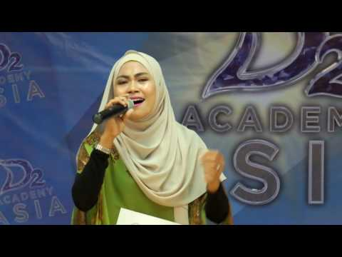 SALMA ASIS - #DACADEMYASIA2 MALAYSIA AUDITION 05082016(D'OR ENTERTAINMENT TALENT)[FULL HD]