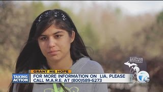 GRANT ME HOPE: Lia wants a forever family ◂ WXYZ 7 Action News is m...