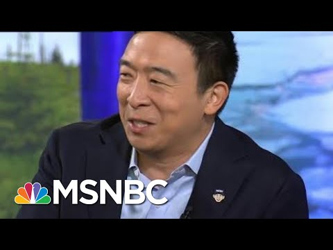 Andrew Yang: Why Changing How GDP Is Measured Matters In Fighting Climate Change | MSNBC