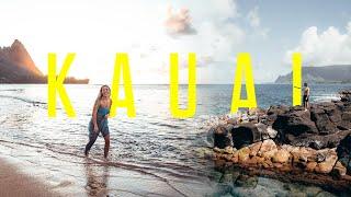 The Ultimate Kauai, Haẁaii Travel Edit/Vlog (Adventures of Ben & Meghan)