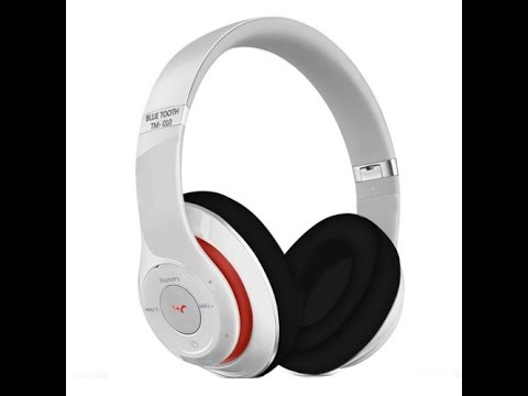 Bluetooth Stereo Headset MP3/FM