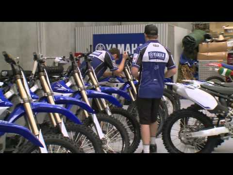 MXTV chats with Craig Dack from CDR Yamaha