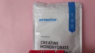 видео Myprotein креатин моногидрат: что это, как принимать, отзыв