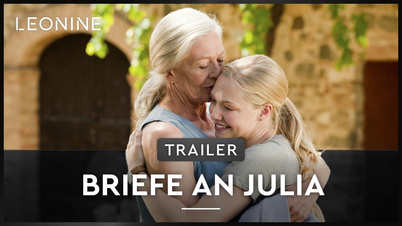 briefe an julia trailer deutsch