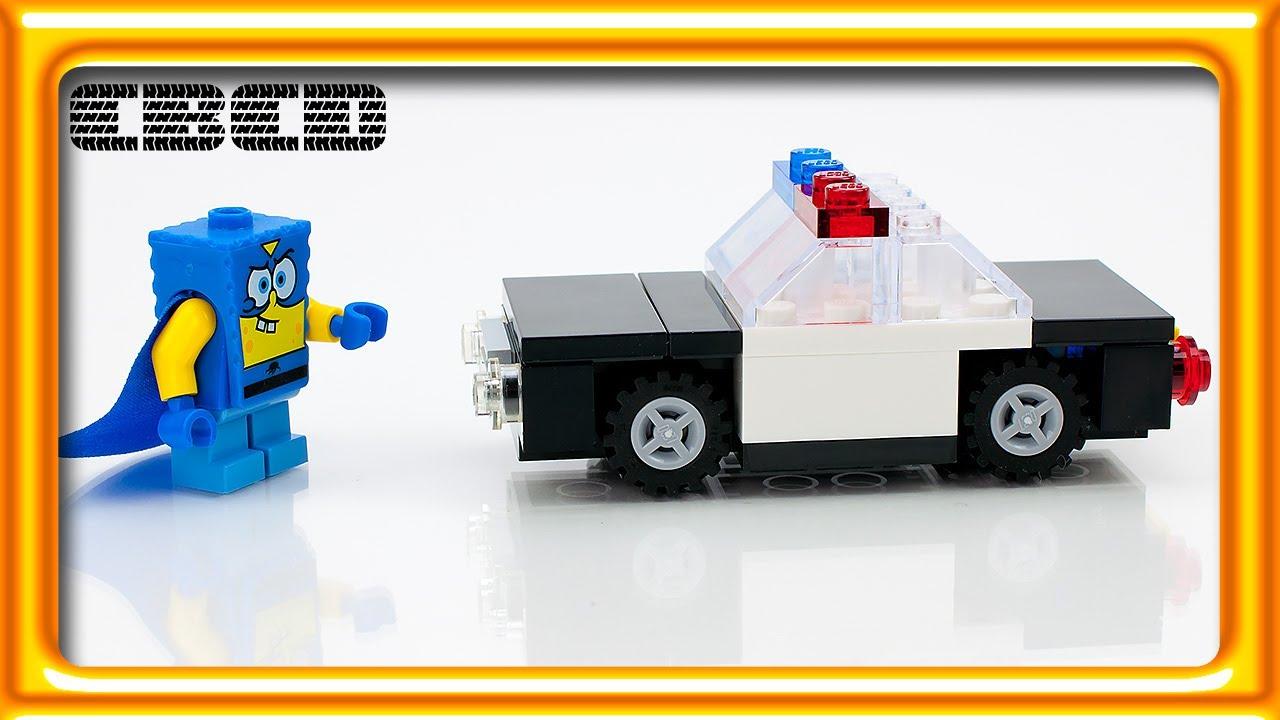 lego mini car instructions