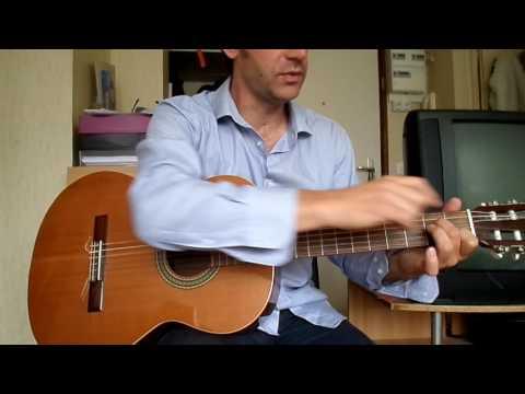 Maitre Gims - 150 - comment jouer tuto guitare YouTube En Français