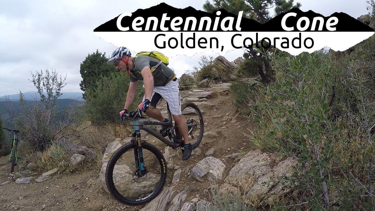 No Hikers Allowed Mountain Biking Centennial Cone Golden