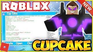 *NEW* ROBLOX EXPLOIT/HACK: CUPCAKE [WORKS!] LVL 7 FULL LUA. EXEC W/ TOPKEK4.0, GRABKNIFE, & MORE!
