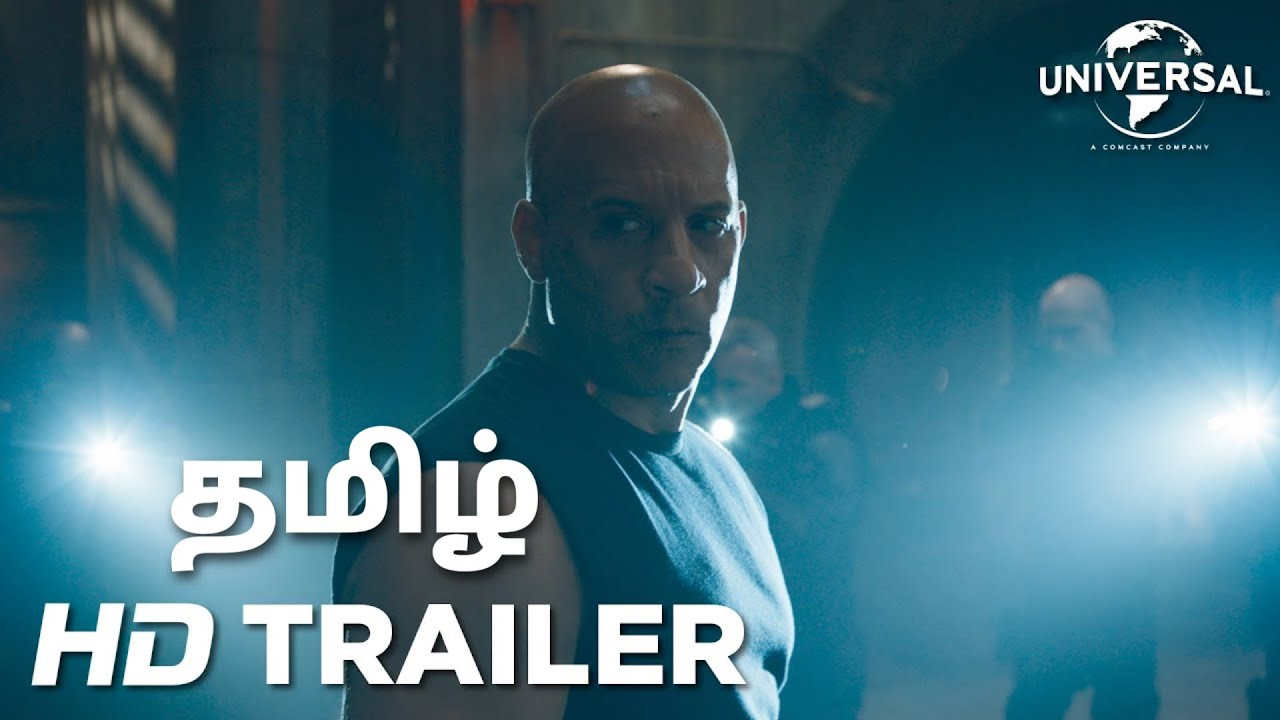 Download Fast and Furious 9 - Tamil Trailer   Vin Diesel   John Cena   Tamil Dubbed Trailer
