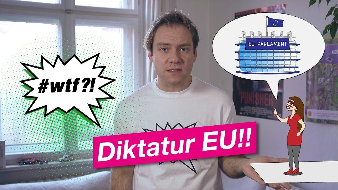 Youtube Video: Diktatur EU? #wtf?!